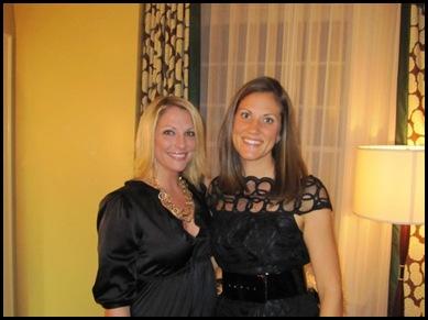 Kathleen and I